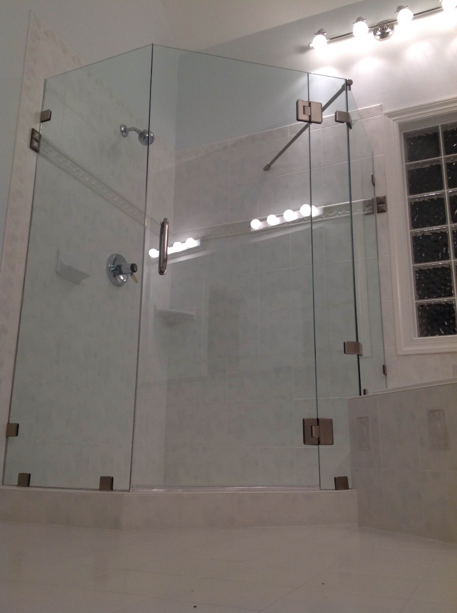 how to build an enclosure for rv shower 24x32